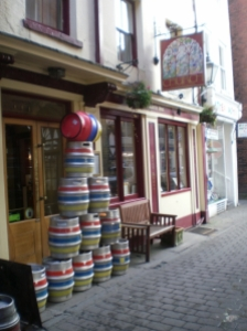 Church Inn, Ludlow