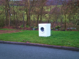Fly-tipping Stanton RoadA