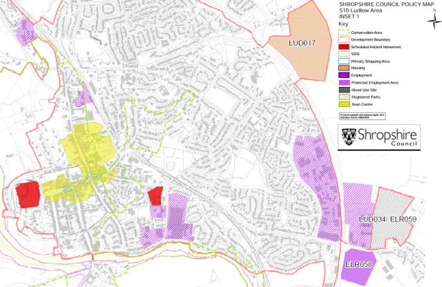SAMDev overview map