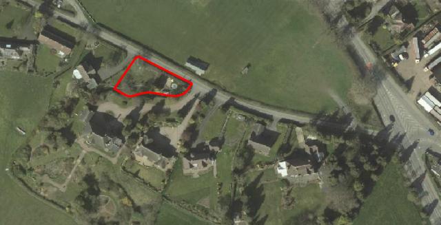 Burfield location satellite