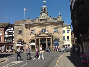 Buttercross 18 May 14 from Broad Street 1000