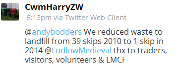 cwm_harry_medieval_fayre_tweet