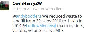 cwm_harry_medieval_fayre_tweet