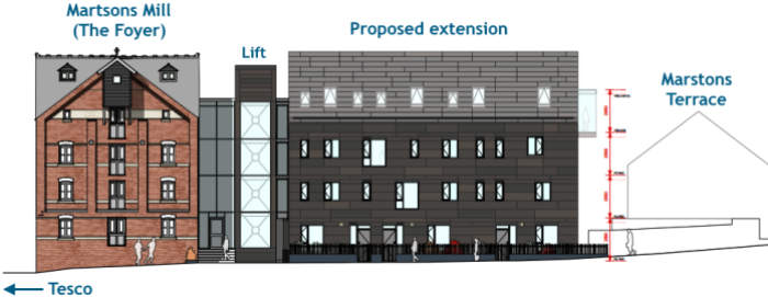 Foyer_west_elevation_labelled