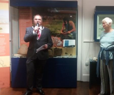 Mayor_Paul_Draper_opens_museum